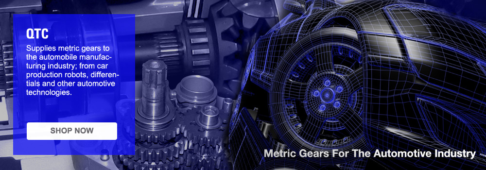 Shop Metric Gears