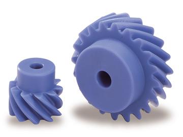 Qtc Plastic Gears Spur Bevel Miter Worm