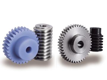 QTC Metric Worm Gears - Worm Shafts & Wheels
