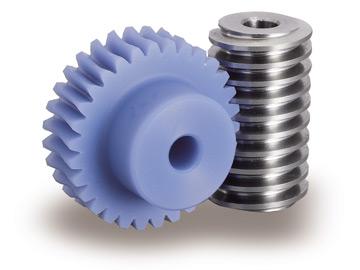 QTC Plastic Gears - Spur, Bevel, Miter, Worm